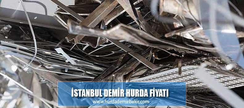 istanbul demir hurda fiyatı