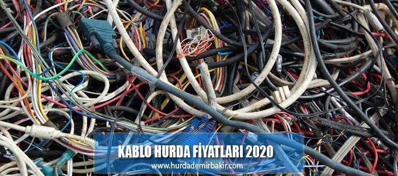 kablo hurda fiyatları 2020