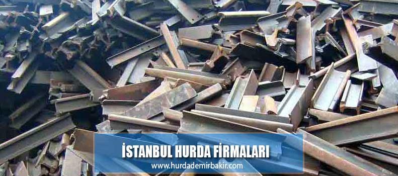 istanbul hurda firmaları