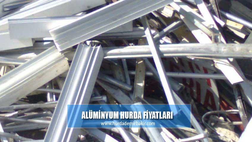 alüminyum hurda fiyatları