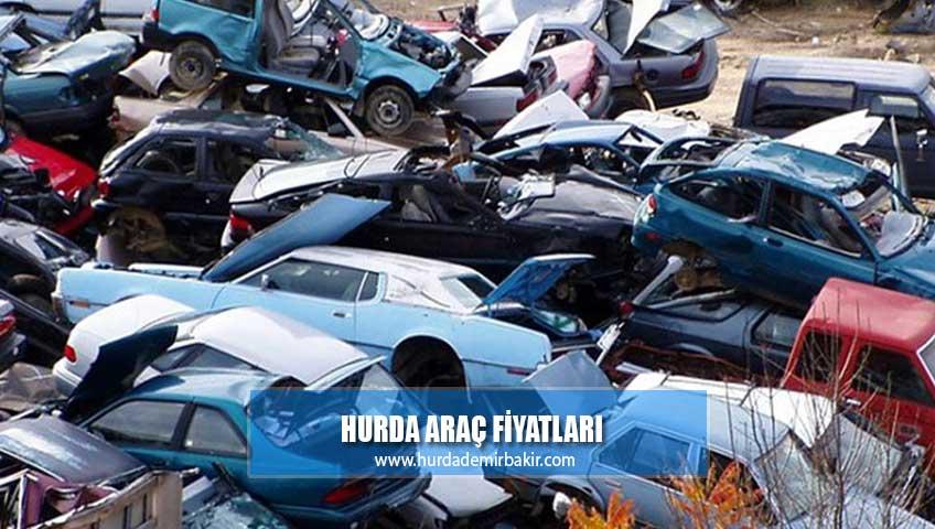 hurda araç fiyatları