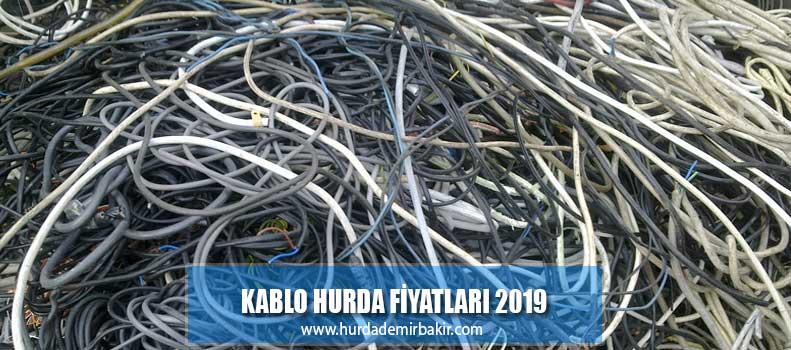 kablo hurda fiyatları 2019