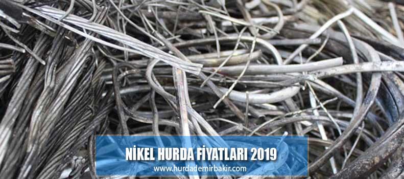 nikel hurda fiyatları 2019