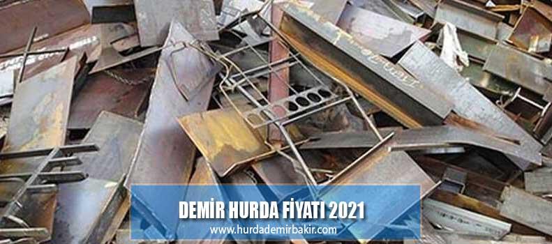 demir hurda fiyatları 2021