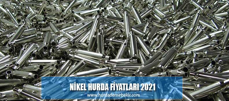 Nikel Hurda Fiyatları 2021